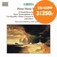 Produktbilde for Grieg: Piano Works, Vol.14 (CD)