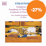 Produktbilde for Stravinsky: Symphonies (CD)
