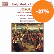 Produktbilde for Josquin Desprez: Sacred Choral Works (CD)