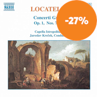 Produktbilde for Locatelli: Concerti Grossi, Op 1 Nos 7-12 (CD)