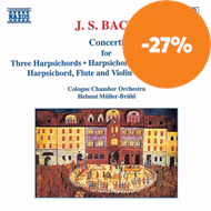 Produktbilde for Bach: Multiple Concerti (CD)