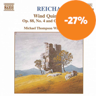 Produktbilde for Reicha: Wind Quintets (CD)