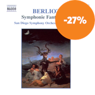 Produktbilde for Berlioz: Symphonie Fantastique (CD)