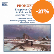 Produktbilde for Prokofiev: Works for Cello and Orchestra (CD)