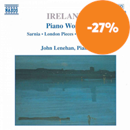 Produktbilde for Ireland: Piano Works, Vol 1 (CD)