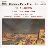 Produktbilde for Thalberg: Grand Concerto (CD)