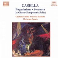 Produktbilde for Casella: Orchestral Works (CD)