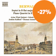 Produktbilde for Berwald: Septet;Serenade;Piano Quartet (CD)