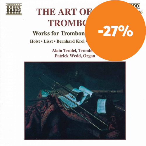 The Art of the Trombone, Vol 1 (CD)
