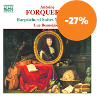 Produktbilde for Forqueray: Harpsichord Suites, Vol 2 (CD)