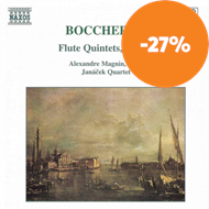 Produktbilde for Boccherini: Flute Quintets (CD)