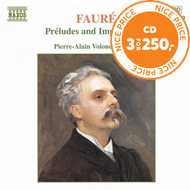 Produktbilde for Fauré: Piano Works, Vol. 5 (CD)