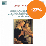 Produktbilde for Ave Maria: Sacred Arias and Choruses (CD)