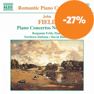 Produktbilde for Field: Piano Concertos, Vol. 1 (CD)