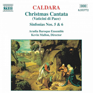 Produktbilde for Caldara: Christmas Cantata (CD)