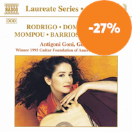 Produktbilde for Antigoni Goni - Guitar Recital (CD)