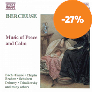 Produktbilde for Berceuse - Music of Calm & Peace (CD)