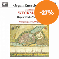 Produktbilde for Weckmann: Organ Works, Vol 2 (CD)