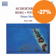 Produktbilde for Berg/Schoenberg/Webern: Piano Works (CD)