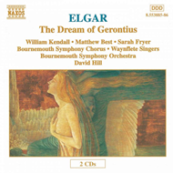 Produktbilde for Elgar: The Dream of Gerontius (CD)