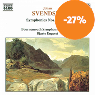 Produktbilde for Svendsen: Symphonies 1 & 2 (CD)