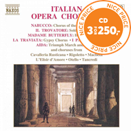 Produktbilde for Italian Opera Chorus (CD)