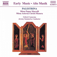 Produktbilde for Palestrina: Masses (CD)