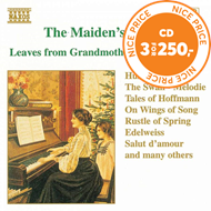 Produktbilde for The Maiden's Prayer - Leaves from Grandmother's Piano Album (CD)