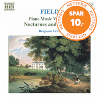 Produktbilde for Field: Piano Works, Vol 1 (CD)