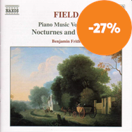 Produktbilde for Field: Piano Music Vol 2 (CD)