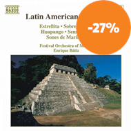 Produktbilde for Latin American Classics, Volume 1 (CD)
