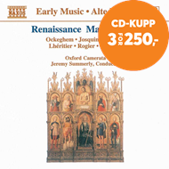 Produktbilde for Renaissance Masterpieces (CD)