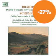 Produktbilde for Brahms: Double Concerto; Schumann: Cello Concerto (CD)