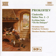 Produktbilde for Prokofiev: Suites (CD)