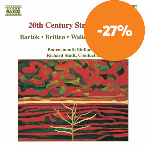 20th Century String Music (CD)