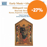 Produktbilde for Hildegard of Bingen: Heavenly Revelations (CD)