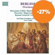 Produktbilde for Berlioz: Overtures (CD)