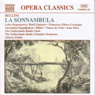 Produktbilde for Bellini: La Sonnambula (CD)