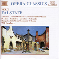 Produktbilde for Verdi: Falstaff (CD)