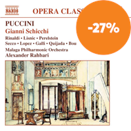 Produktbilde for Puccini: Gianni Schicchi (CD)