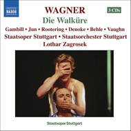 Produktbilde for Wagner: Die Walküre (CD)