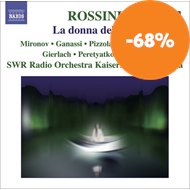 Produktbilde for Rossini: La Donna del Lago (UK-import) (2CD)