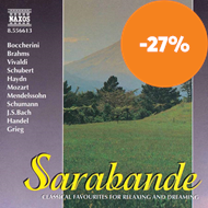 Produktbilde for Sarabande (CD)