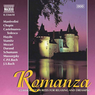 Produktbilde for Romanza (CD)