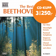 Produktbilde for The Best of Beethoven (CD)