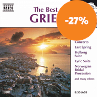 Produktbilde for The Best Of Grieg (CD)