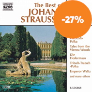 Produktbilde for The Best of J Strauss II (CD)