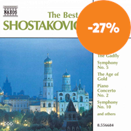Produktbilde for The Best of Shostakovich (CD)