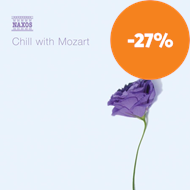 Produktbilde for Chill with Mozart (CD)