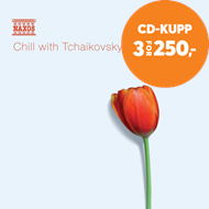 Produktbilde for Chill with Tchaikovsky (CD)